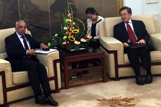 China eagerly waiting for Sri Lanka PM's visit: BOI