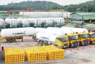 LAUGFS to set up cylinder manufacturing plant in Bangladesh