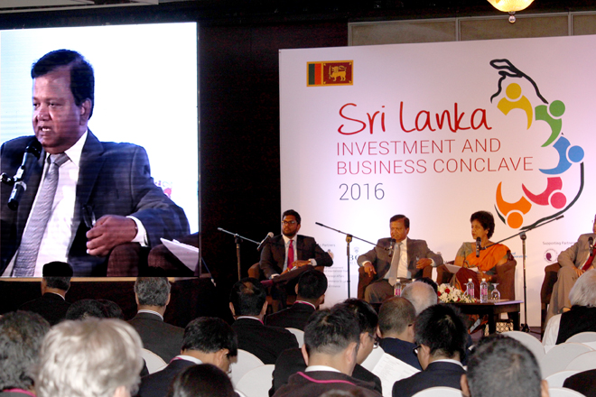 Business Conclave: Why invest in Sri Lanka?