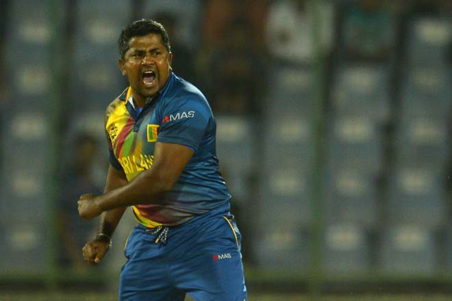 Herath retires from T20I and ODIs – 'I want to make room for fresh talent to be groomed'