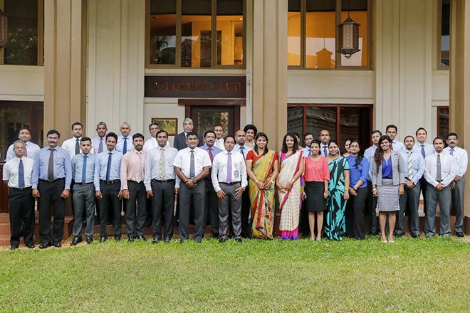 SriLankan Airlines future leaders