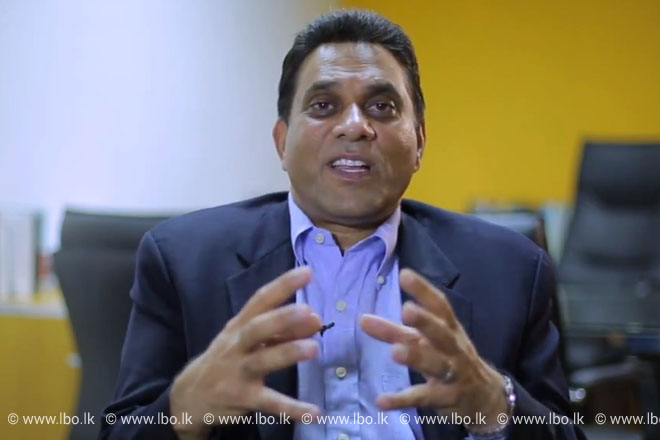 Power of smart technologies to solving society's big problems – Tony Weerasinghe