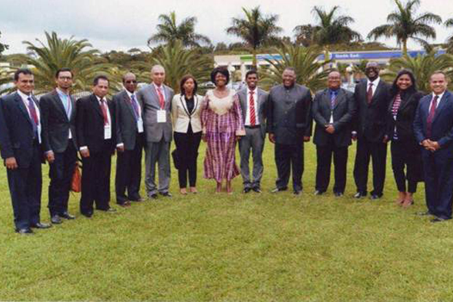 SL delegation explores biz opportunities in South Africa, Zambia & Rwanda