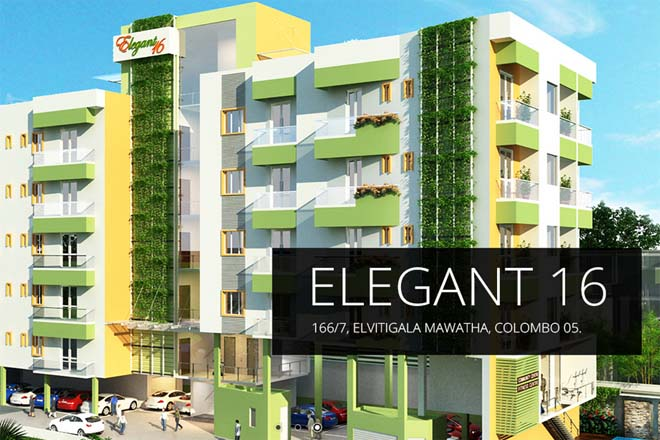 Ekroma realtors unveils boutique apartments in Sri Lanka's capital