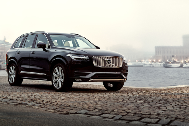 Swedish Cars introduces all new Volvo XC90 in Sri Lanka
