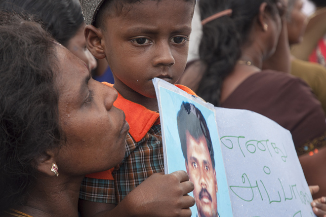 Sri Lanka sets up independent office to trace missing persons