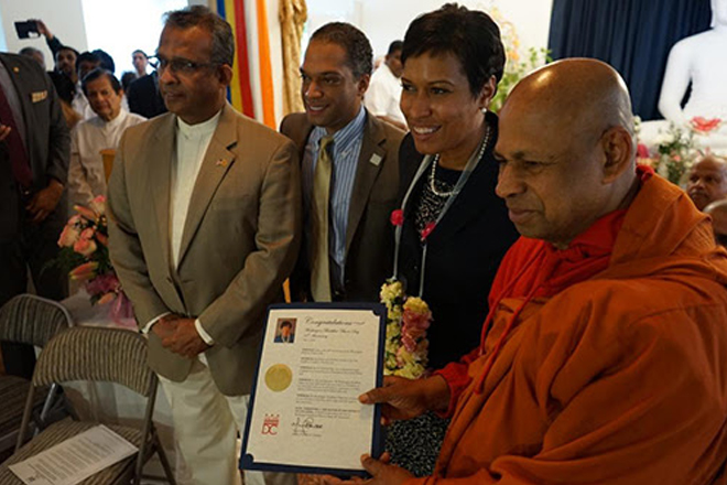 50th Anniversary of Washington Buddhist Vihara