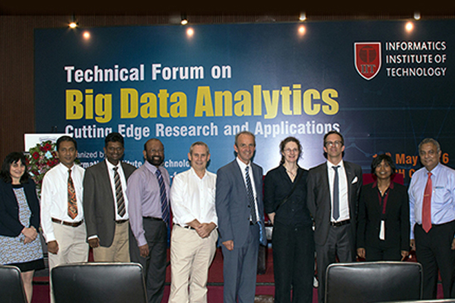 IIT launches Sri Lanka's first MSc in big data analytics