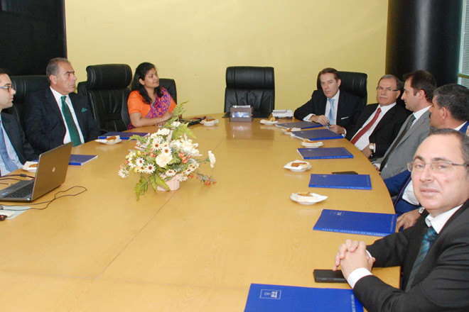Turkish biz delegation expresses interest to invest in Sri Lanka