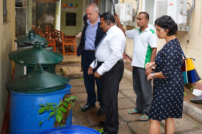 Australia and Sri Lanka cooperate to eradicate dengue