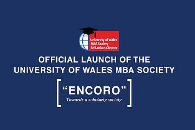 """University of Wales MBA Society to launch with """"Encoro"""""""