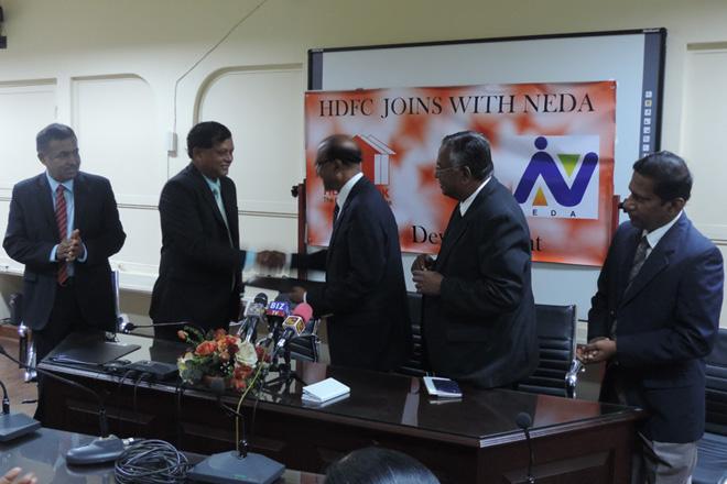 HDFC becomes official Banker of NEDA Entrepreneurship Development