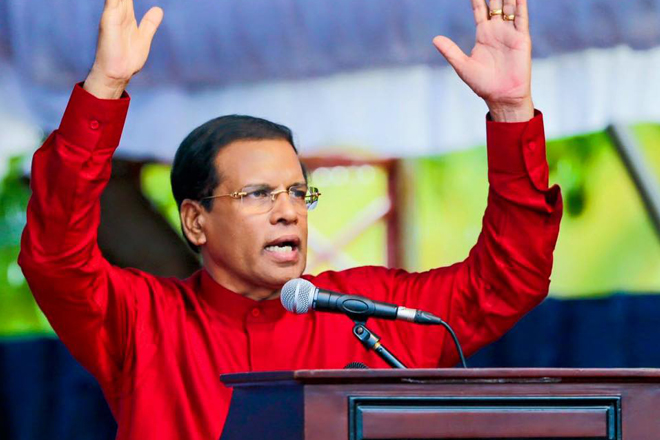 May Day Rally – Sri Lanka Freedom Party