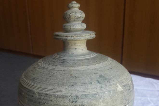 Buddhist Sacred Bone Relics from Pakistan to arrive Sri Lanka