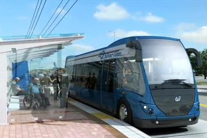 Sri Lanka drops Bus Rapid Transport proposal from Megapolis