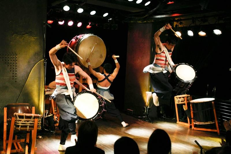 """HA-YA-TO"" a Japanese traditional Taiko drumming trio to perform ""Cool Japan, Warm Sri Lanka"""