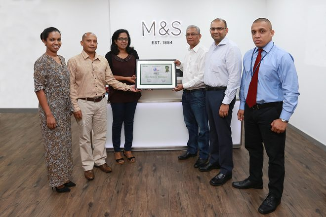 Thermo Plastics receives Marks and Spencer (UK) ECO Certification