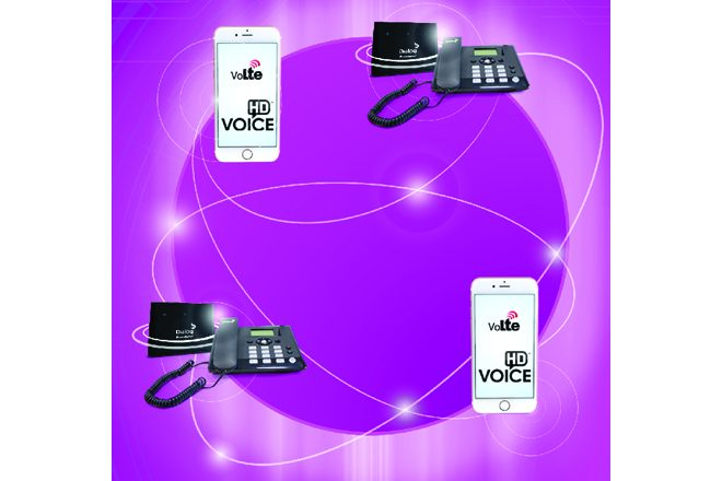 Sri Lanka's First VoLTE Service on Dialog's LTE Networks