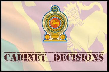 Sri Lanka Debt Management Bill receives go-ahead from cabinet