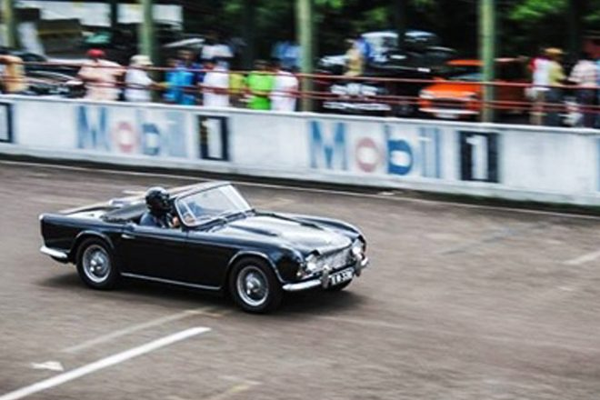 Classic car club of Ceylon celebrates annual members' day