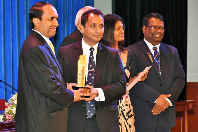 CSE wins Gold award at National HR Conference 2016
