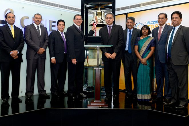 DFCC Bank joins CSE to open trading for June