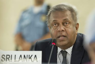 Sri Lanka backs Indian Ocean security at IORA