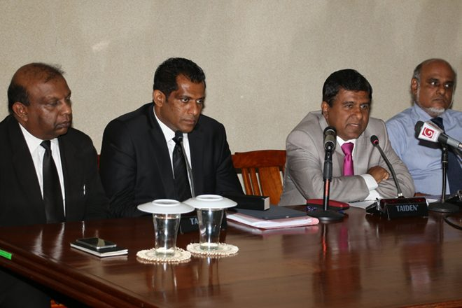 Sri Lanka seeks public opinion to improve legal trials