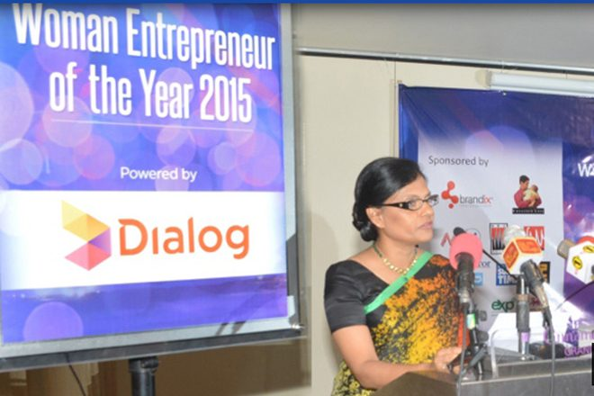 Sri Lanka Women's business chamber calls for awards applications