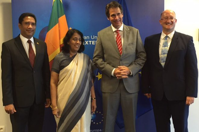 Sri Lanka's progress on commitments important for GSP+, euro 210 mn grants: EU