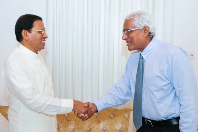 Sri Lanka's President appoints Dr. Indrajit Coomaraswamy as Governor of Central Bank