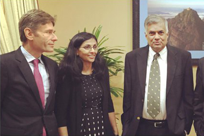 US envoy to assess Sri Lanka's commitments for Human Rights