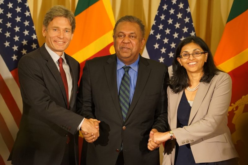 US hails Sri Lanka's post-war reconciliation efforts