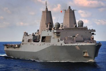 Navy ship USS New Orleans to visit Sri Lanka this week