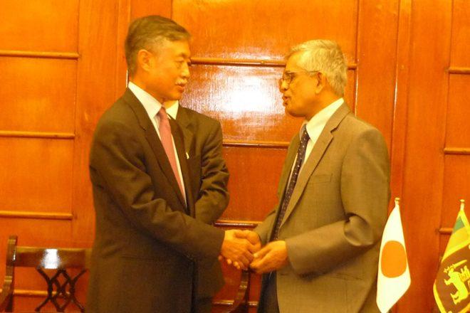 Japan pledges Rs305mn grant aid for Sri Lanka's HRD scholarships in 2016