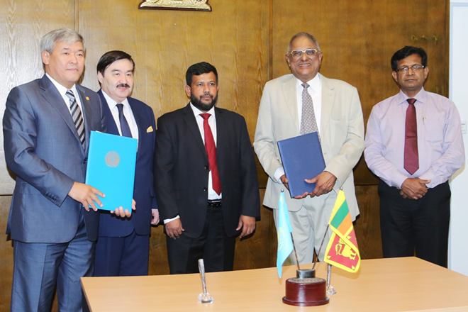 Sri Lanka partners Eurasian Union's largest Expo