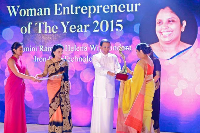 IronOne CEO Lakmini Wijesundera named Woman Entrepreneur of the Year