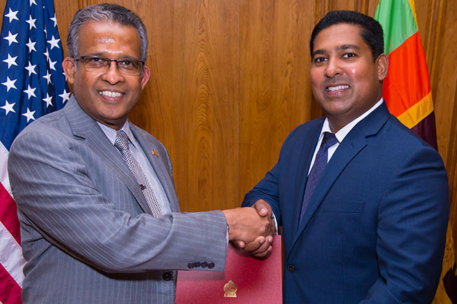 Sri Lanka expands representation in Texas; appoints honorary consul