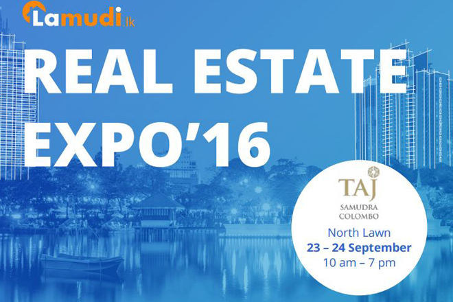 Lamudi's second real estate expo in Sri Lanka next month