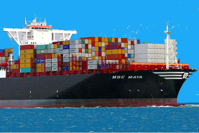 Maiden call of 19,224 TEU MSC Maya scheduled for 16th September