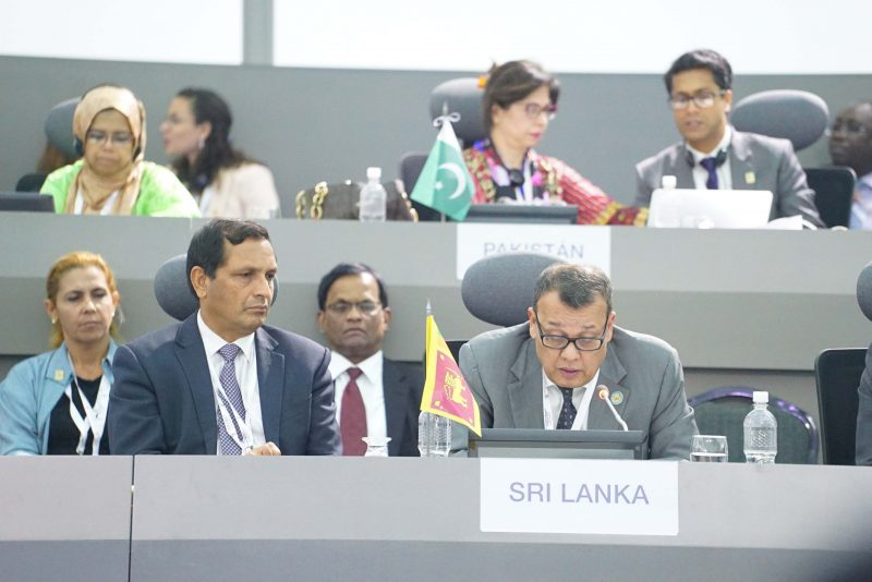 Socio-economic development key for NAM countries: Samarasinghe