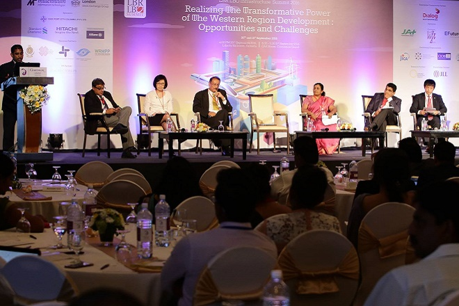 LBR LBO Infrastructure Summit 2016