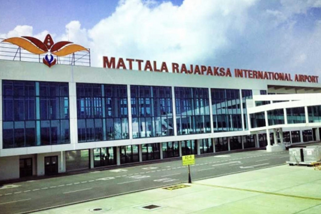 Sri Lanka's Mattala international airport gets seven expressions of interest