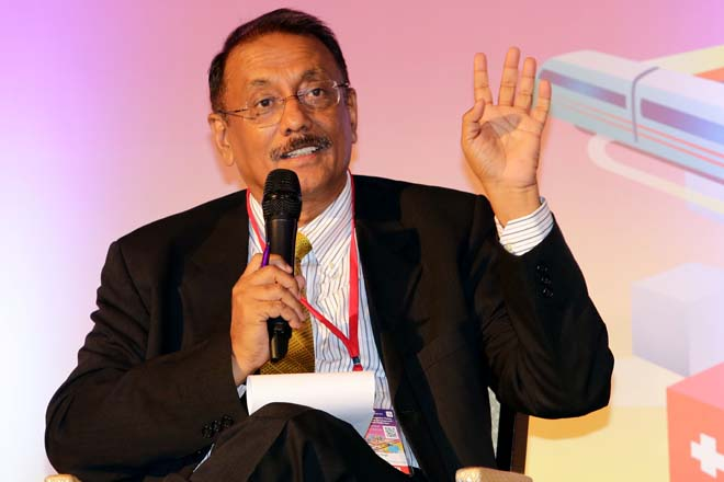 LBR LBO Infrastructure Summit 2016 Session 03, Keynote 03 – Ajay Singh
