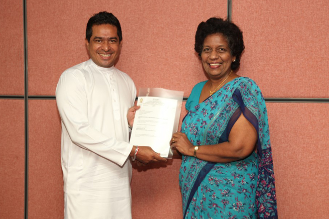 Jeevani Siriwardena appointed as new DG of Sri Lanka EDB
