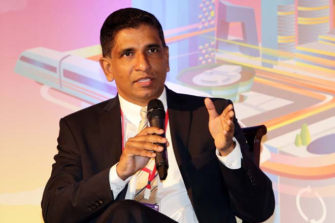 LBR LBO Infrastructure Summit 2016 – Session 02, Keynote 04 – Harsha Fernando