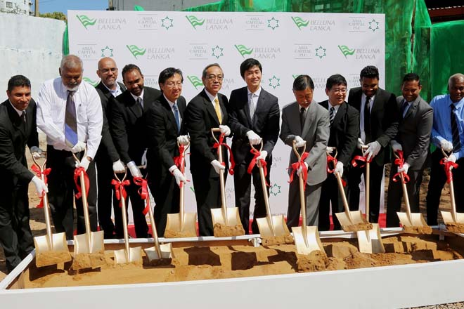 Asia Capital, Japan's Belluna in USD 50mn real-estate project