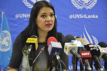UN official urges Sri Lanka to take stronger measures to protect minorities