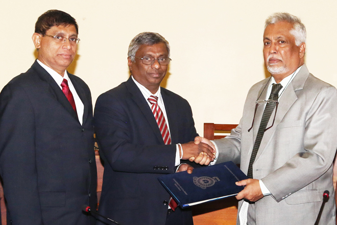 CA Sri Lanka, Colombo Uni. mulls launching joint Master's Degree