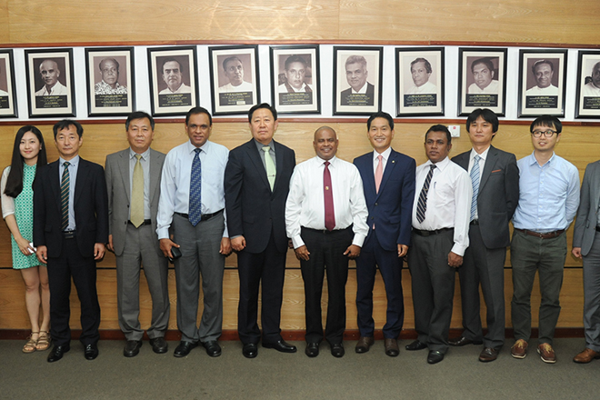 Korea Eximbank checks feasibility to create ICT hub in Sri Lanka